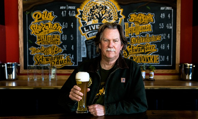 Chemistry Alum and Owner of Live Oak Brewing Talks Hops