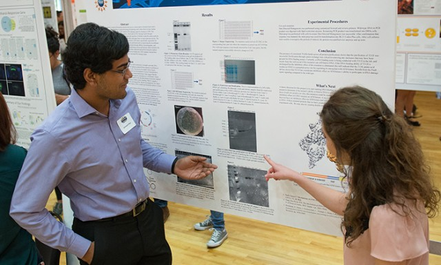 Inaugural Symposium Encourages Up and Coming Researchers