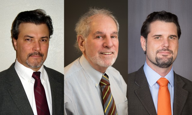 Three Natural Sciences Faculty Members Named AAAS Fellows