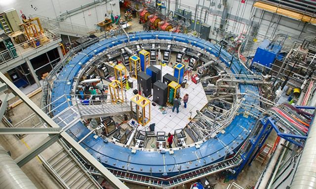 Physicists Launch Experiment to Probe a Muon Mystery