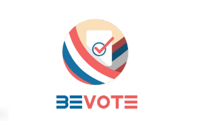 "Voting App ""BeVote"" Programmed by UT Students"