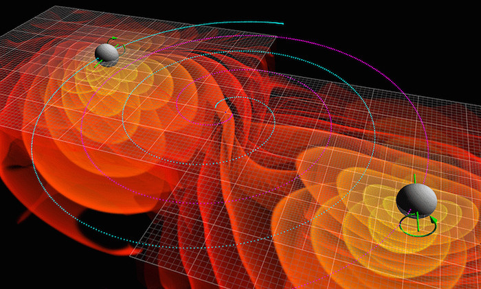 Newly Identified Gravitational Waves Include Best Pinpointed Black Hole Pair