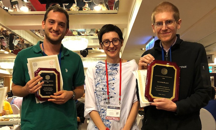 Math Graduate Students Place Top 10 in International Student Paper Competition