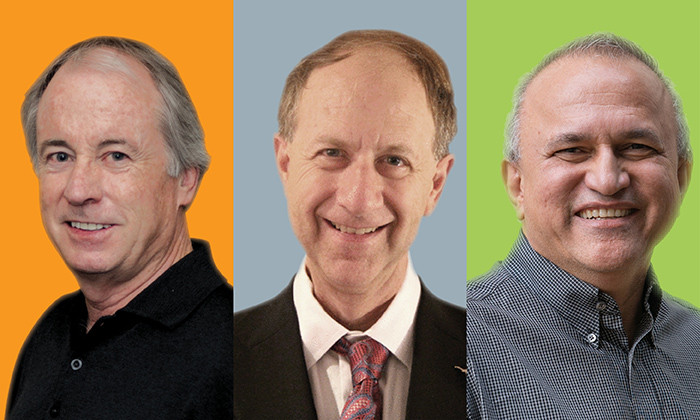 Three Chemists' Lifetime Achievement Celebrated this Summer