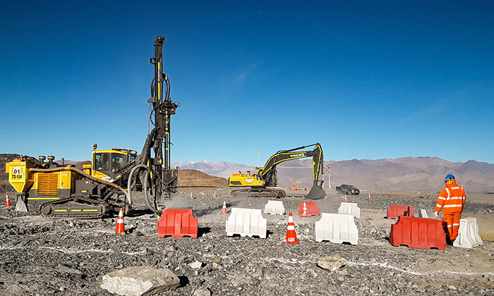 Excavation Begins on Giant Magellan Telescope Site in Chile