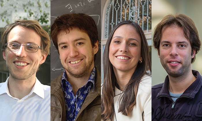 Four Natural Sciences Faculty Receive Sloan Research Fellowships