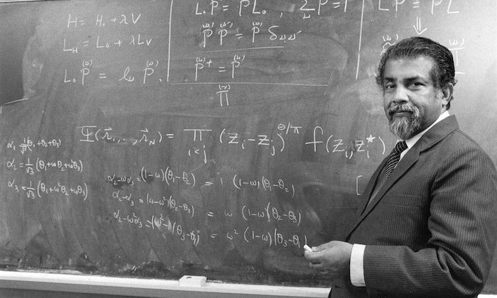 UT Austin Mourns Passing of George Sudarshan, Titan of 20th Century Physics