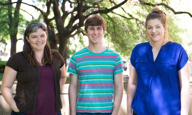 Three Undergraduates Selected as 2018 Goldwater Scholars
