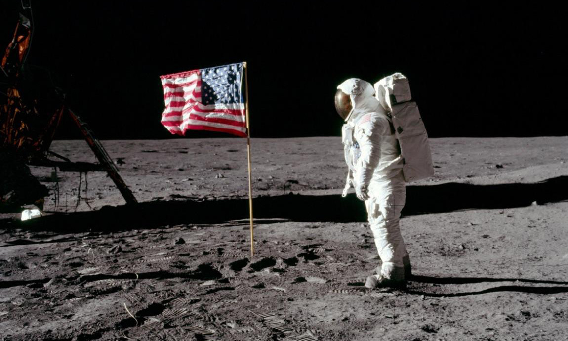 Looking Back on Apollo 11, Seeing UT Reflected in NASA History