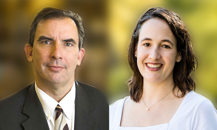 Two Natural Sciences Faculty Receive 2019 Regents' Outstanding Teaching Awards