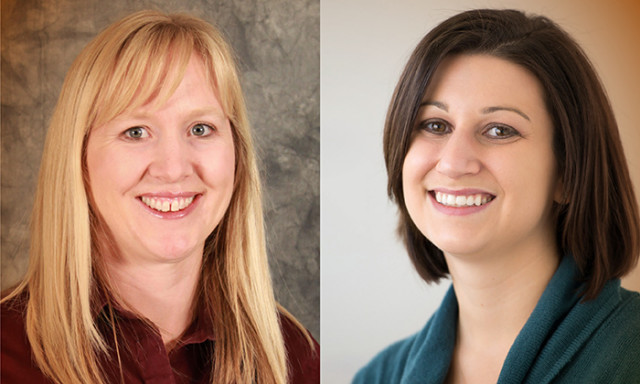 Two in CNS Receive President's Associates Teaching Excellence Award