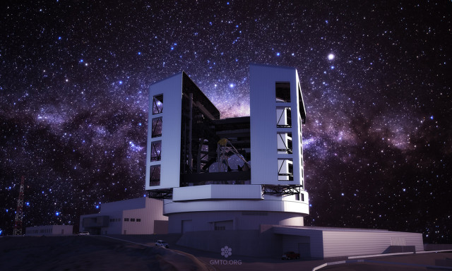 Giant Magellan Telescope Signs Contract for Telescope Structure