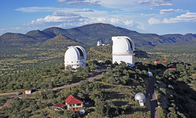 McDonald Observatory's 80th Anniversary Kicks Off at State Capitol