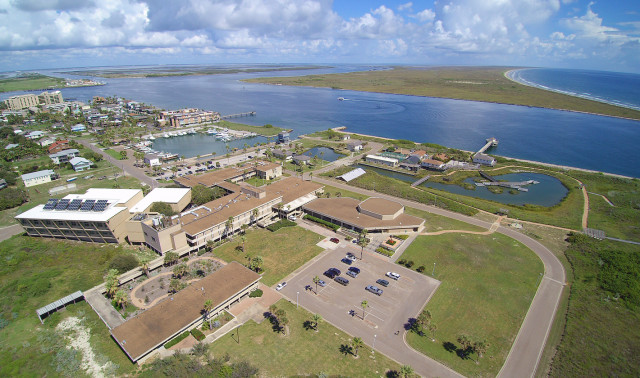 U.S. Commerce Department Invests in Recovery of UT Marine Science Institute