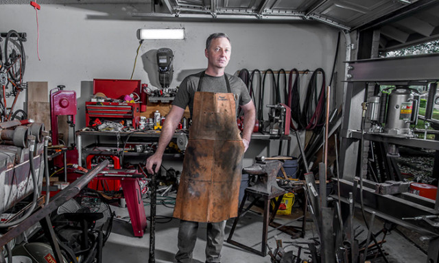 The Tool Maker: The Double Life of Everett Stone