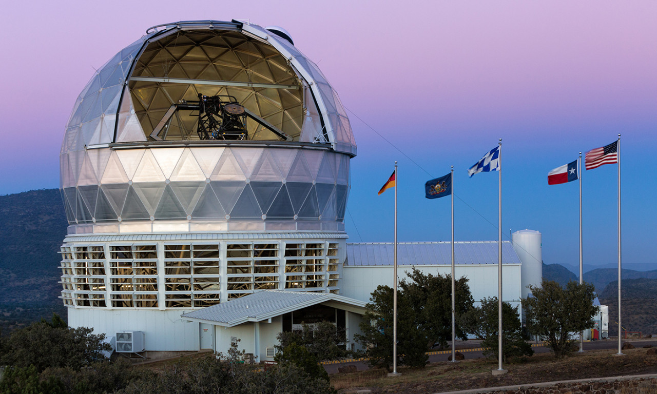 HETDEX Project On Track to Probe Dark Energy