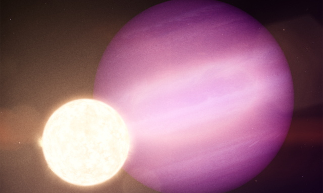 Planet Hugging a White Dwarf May Be a Survivor of Star's Death Throes