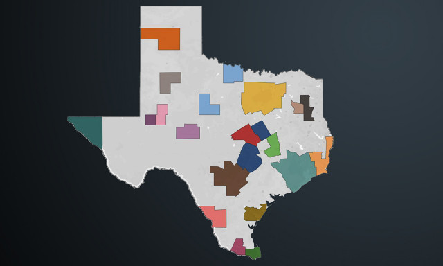 Pandemic Model Shows Importance of Social Distancing in 22 Texas Cities