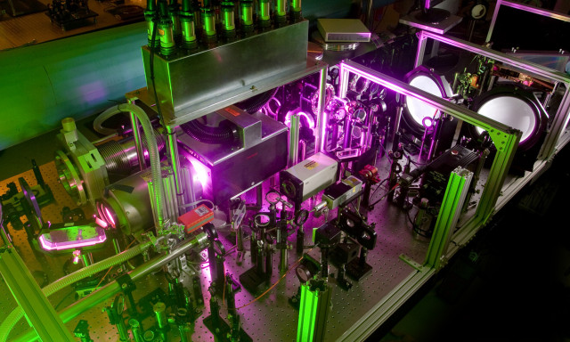 Department of Energy Invests in High-power Laser Network, including UT Austin