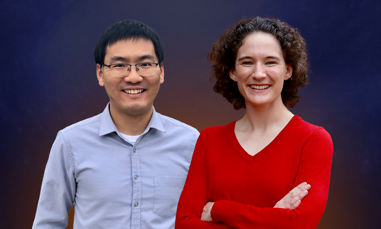 Two Postdocs Receive Fellowships to Study Extrasolar Planets