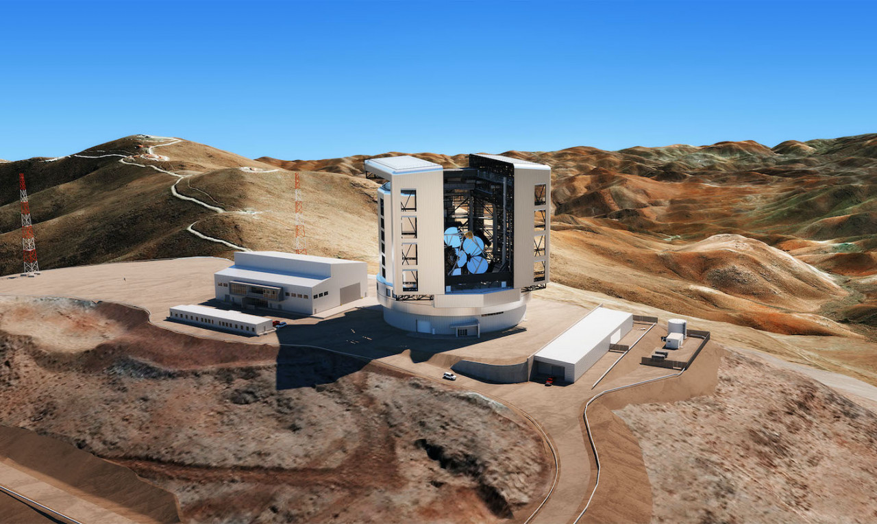 Engineering Marvel: Sixth Mirror Cast for Giant Magellan Telescope