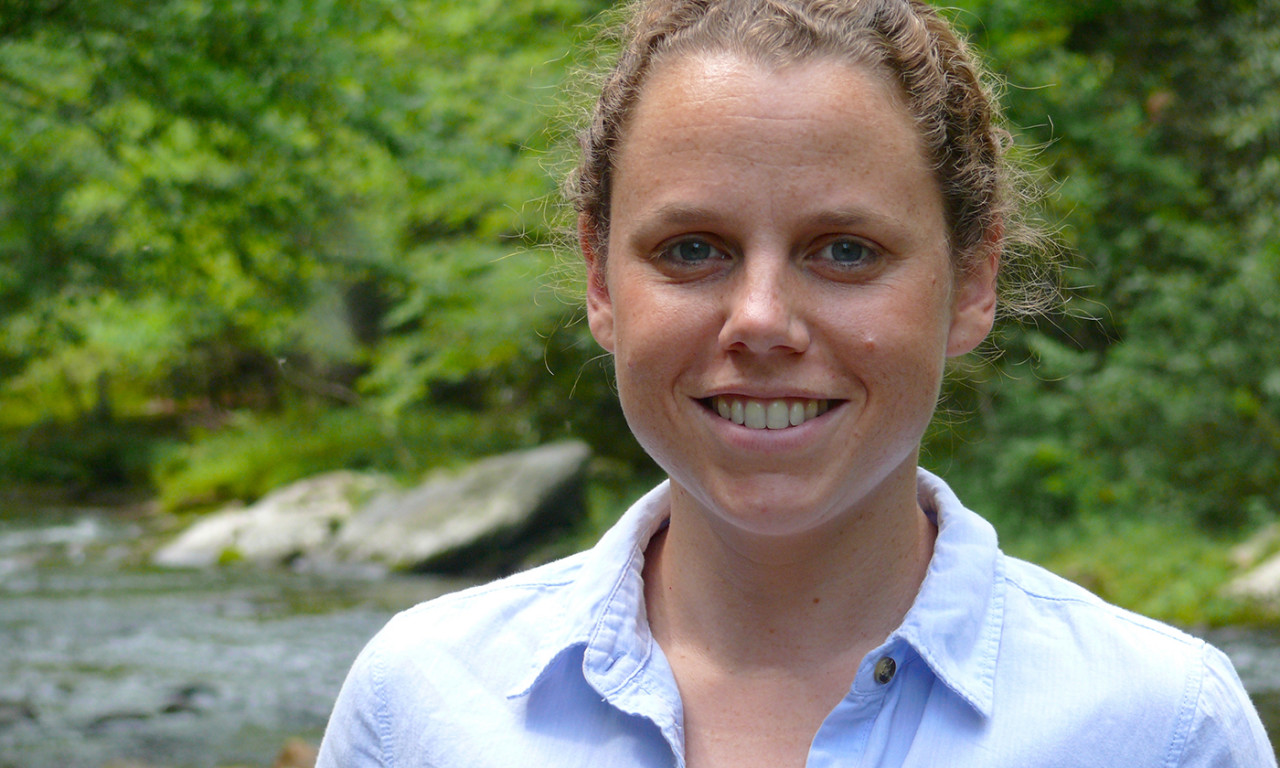 Integrative Biology Professor Wins Early Career Award for Contributions to Ecology