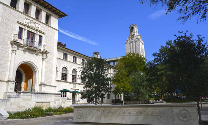 Sciences, Mathematics at UT Austin Ranked Among Nation's and World's Best