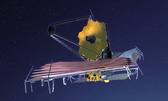 Texas Astronomers Lead Major Projects in James Webb Space Telescope's First Year