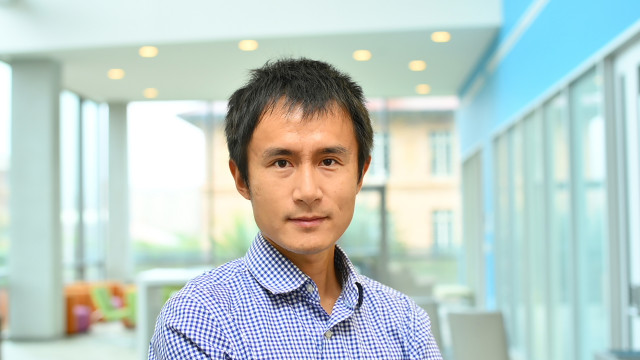 Xue-Xin Wei Asks Basic Questions about the Nature of Intelligence