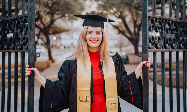 Graduating Senior Finds Passions in Exoplanets and Outreach
