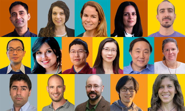 CNS Welcomes 16 New Faculty Members
