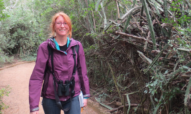 Jessica O'Connell Connects Ecology Research with Local Conservation Efforts