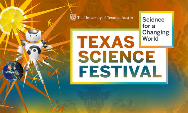 A Virtual Science Festival as Big as Texas