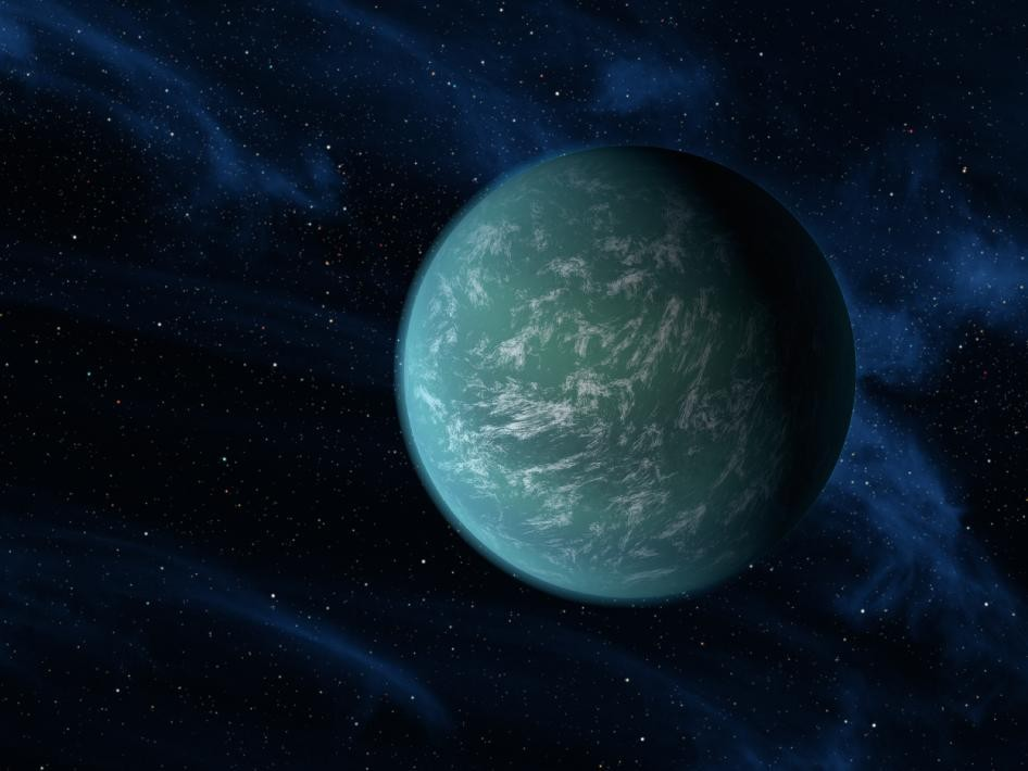 Texas Astronomers Collaborate to Find Goldilocks Planet