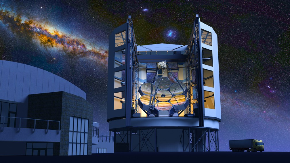 Major NSF Grant Accelerates Development for the Giant Magellan Telescope