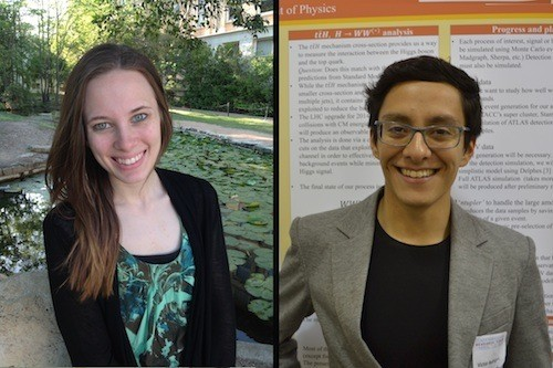 Physics and Biology Undergraduates Win Goldwater Scholarships