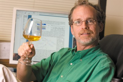 Wine Swindle Benefits a Chemistry Professor and his Undergraduate Corps of Wine Detectives
