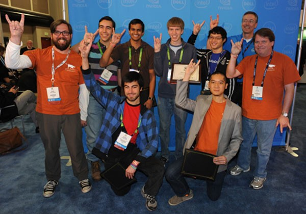 Team of Computer Science Students Claim Victory at Supercomputing Challenge